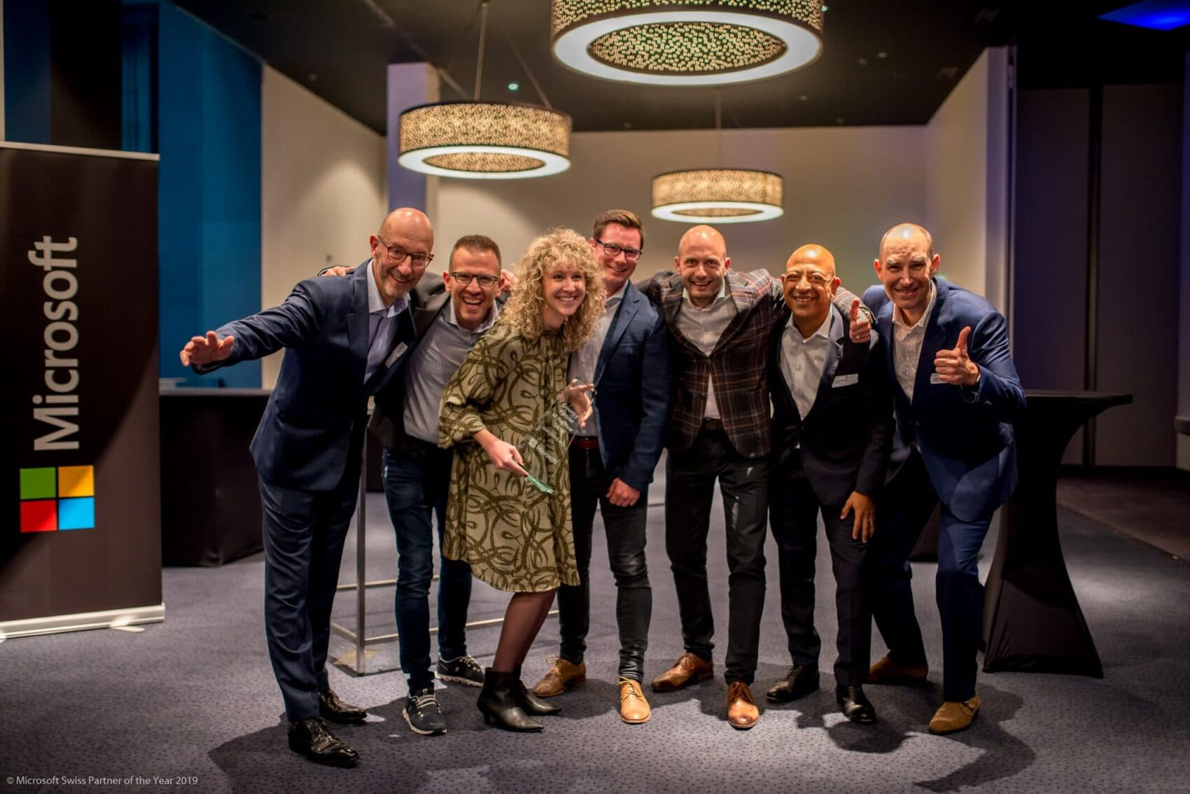 Swiss «Country Partner of the Year 2019»